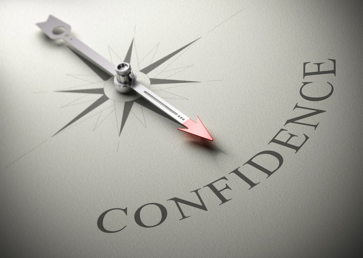 Self-Confidence is a crucial component of happiness and success.