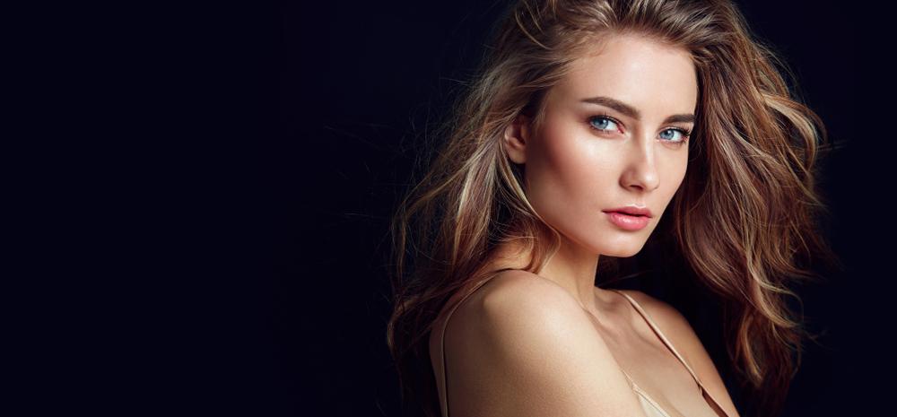 The Artist With Spun Golden Hair and Intense Blue Eyes
