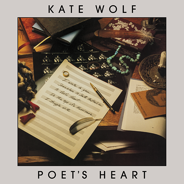 Kate Wolf, Acoustic Guitar, Love, Beauty, Peace, Memories